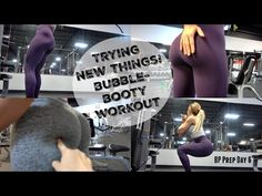 Melissa Molinaro Perfect Butt Workout for Twerk | Fitness Babes - YouTube