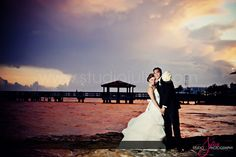 A Great Key West Wedding at Casa Marina Resort. Studio Julie Photography. https://www.facebook.com/studiojulie