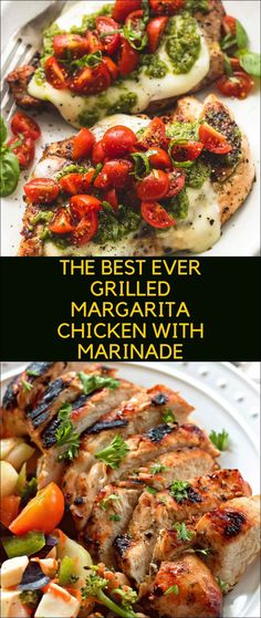 Chicke Recipes, Grilled Chicken Recipes, Healthy Chicken Recipes, Chicken Meals, Chicken Marengo, Margarita Chicken, Carne, The Best, Dinner Recipes
