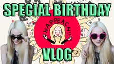 JELLY✞PEACH Special Birthday Vlog