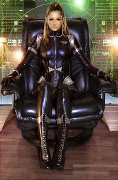 : crassetination: Cyberpunk 56                                                                                                                                                     More