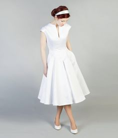 I.V.Y wedding dress by Femkit on Etsy