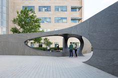MIT Collier Memorial   Höweler + Yoon; Photo: John Horner   Archinect
