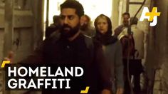 """Homeland is racist."" How did a group of graffiti artists hack the set of the award-winning drama? Subscribe for more videos: http://www.youtube.com/channel/..."