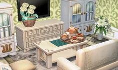 mooncakecrossing - Animal Crossing New Leaf - Acnl Animal Crossing 3ds, Animal Crossing Wild World, Animal Crossing Pocket Camp, Animal Room, Leo Valdez, Room Inspiration, Design Inspiration, Game Room Kids, Motif Acnl