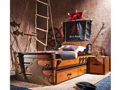 Παιδικό κρεβάτι καράβι KS-1308 Bedroom, Kids Rooms, Bugatti, Children, Projects, Motorbikes, Young Children, Log Projects, Boys