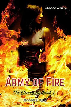 Book-o-Craze: RELEASE & REVIEW: Army Of Fire by Jennifer L. Kell...