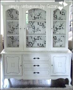 simply vintageous...by Suzan: BEFORE & AFTERS    Love it!