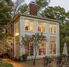 Windows Amazing Architecture, Modern Architecture, Architecture Interiors, Kitchen Tile Backsplash With Oak, Oak Island, House Floor Plans, New Kitchen, Modern Farmhouse, Amp