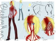 New Stripes Ref by Chibi-Works on DeviantArt Creepypasta Videos, Creepypasta Oc, Creepypasta Characters, Creepy Pasta Comics, Fashion Design Drawings, Designs To Draw, Beautiful Creatures, Horror Movies, Cartoon Art