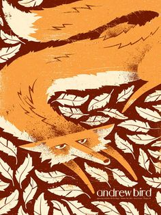 Gig Posters Andrew Bird