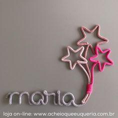 maria ✨ Para encomendar acesse o site - link no perfil☝️e escolha o modelo 'Nome com 3 balões' e no campo comentários avise que os balões são de estrela. #portamaternidade #itsagirl #maria #maedemenina #quartodemenina #quartodebebe #instakids #instababy #gravida #gravidez #maternidade #cinzaclaro1 #rosabebe10 #rosaseco31 #rosachiclete22