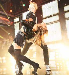 Riker Lynch and Allison