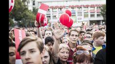 Навальный: Владивосток [23.09.2017] - часть 1 / хорошее качество | Тур п...