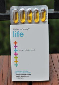 Omega 3 Supplement Branding   Package Design by Lauren Okura, via Behance