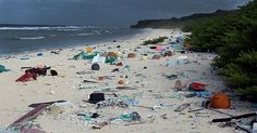 38 Million Pieces Of Trash Found On Shores Of Uninhabited Island - http://all-that-is-interesting.com/henderson-island-pollution?utm_source=Pinterest&utm_medium=social&utm_campaign=twitter_snap
