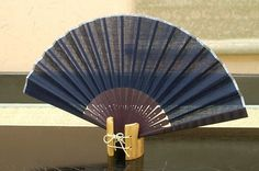 Authentic Japanese Hand Fan - KHAKI #3!!!! $25.00  The Japanese hand fans are an important symbol in Japan . They were used by warriors as a form of weapon, actors and dancers for performances, and children as a toy. In Japan fans are given to others as present and serve as trays for holding gifts. You would also find them sometimes used in religious ceremonies and events.
