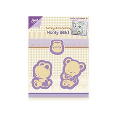 6002-0410 / Honey bears - Vadeko Kreatief