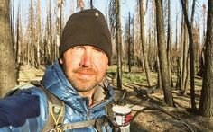 In Andy Davidhazy made a spontaneous decision: in three weeks, he was going to hike all miles of the Pacific Crest Trail, a trek that winds through three different states. Backpacking Tips, Hiking Tips, Hiking Gear, Hiking Backpack, Camping Hacks, Backpacking Light, Camping Stuff, Hiking Shoes, Travel Backpack