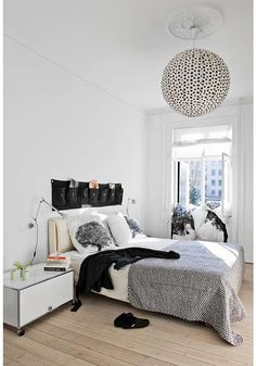 by nord designer´s Hanne Berzant´s home - love it!!