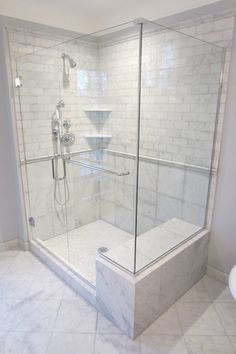 Amazing Unique Ideas: Shower Remodeling On A Budget Tile small corner shower remodel.Shower Remodel Before And After Glass Doors shower remodel before and after glass doors.Walk In Shower Remodel Renovation. Bad Inspiration, Bathroom Inspiration, Bathroom Ideas, Bathroom Layout, Bathroom Interior, Bathroom Black, Bathroom Small, Bathroom Modern, Bathroom Mirrors