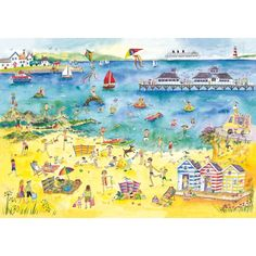 Buy Artwork and Prints Online - Painting, Watercolour, Photography See Think Wonder, Picture Writing Prompts, Picture Boards, Speech Therapy Activities, Wooden Puzzles, Jigsaw Puzzles, Teaching Spanish, Holidays And Events, Summer Fun