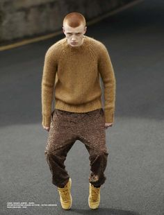 Jake Shortall shot by Thomas Lohr and styled by Andrew Davis for the latest edition of Dusk magazine.