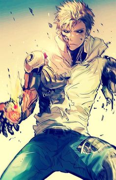 Genos | One Punch Man
