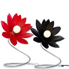 Rouge Living™ Lotus Table Lamps   So cute! at bedbathandbeyond.com