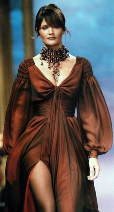 Christian Lacroix Haute Couture Fall/Winter 1993-94