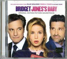 BRIDGET JONES S BABY - COLONNA SONORA CD Clicca qui per acquistarlo sul nostro store http://ebay.eu/2cz3x63
