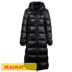 Womens winter cotton jacket 2017New Long section hooded outerwear Large size high quality thick warm Parka Female OvercoatLU414