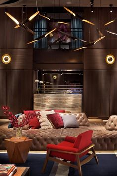 Boutique Hotel: Fall in Love for the Sophisticated Paramount Hotel NYC