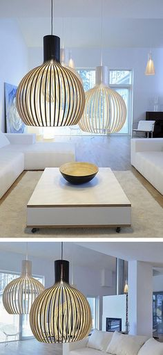 10 Pendant lamp design ideas