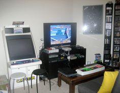 Show us your RETRO Gaming Setup - NeoGAF