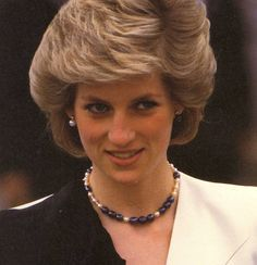 princess diana pearls - Google Search