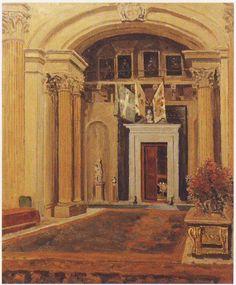 Great Hall at Blenheim Palace