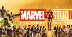 Can you believe Iron Man debuted on the big screen 10 years ago? To celebrate Marvel brought all their actors together….        …. ...