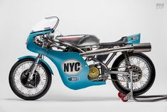New from NYC Norton: A Seeley Matchless racing motorcycle Racing Motorcycles, Custom Motorcycles, Custom Bikes, Custom Choppers, Vintage Motorcycles, Grand Prix, Ducati Monster S2r, Triumph Tr3, Build A Bike