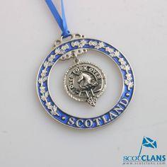 Clan Crest Hanging O