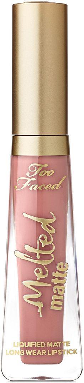 Too Faced Melted Matte Lipstick Long Wear Lipstick, Matte Lipstick, Liquid Lipstick, Melted Matte, Too Faced Melted, How To Look Rich, How To Apply Foundation, Lip Plumper, Bubblegum Pink