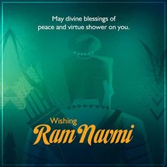 Wishing everyone a blessed and happy Ram Navmi. Happy Mother Day Quotes, Happy Mothers Day, Ramnavmi Wishes, Hindi Quotes, Qoutes, Ram Navmi, Blue Wallpaper Iphone, Indian Festivals, Indian Gods