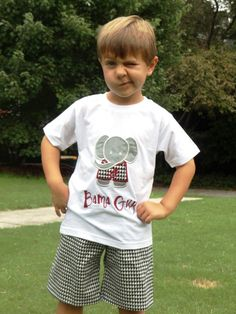 YES. It's so hard to find Alabama gear for little boys!