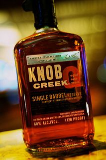 Monte Carlo features exclusive #KnobCreek bourbon – the Single Barrel Reserve – that is hand-selected, barrel-by-barrel, to deliver a rare expression of bourbon's rich flavors. #whiskey #bourbon #darkchocolate