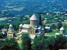 Gelati's church