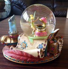 Disney Tinker Bell Snow Globe