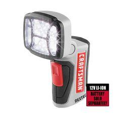Craftsman NEXTEC 12V LED Worklight $8 + Free In-Store Pickup