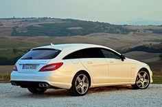 Mercedes CLS63 AMG Shooting Brake