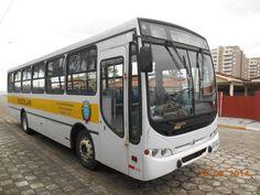 ônibus da prefeitura municipal de Itanhaém