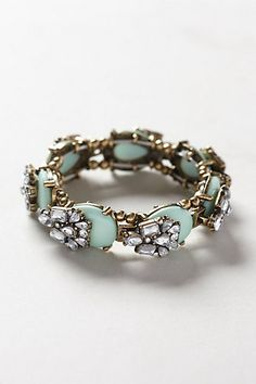 seastone bracelet / anthropologie